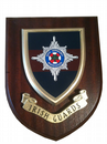 Irish Guards Army Regimental Military Wall Plaque